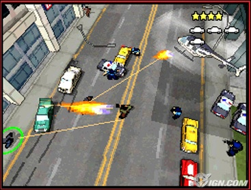 Grand Theft Auto – Chinatown Wars [NDS] [MF]