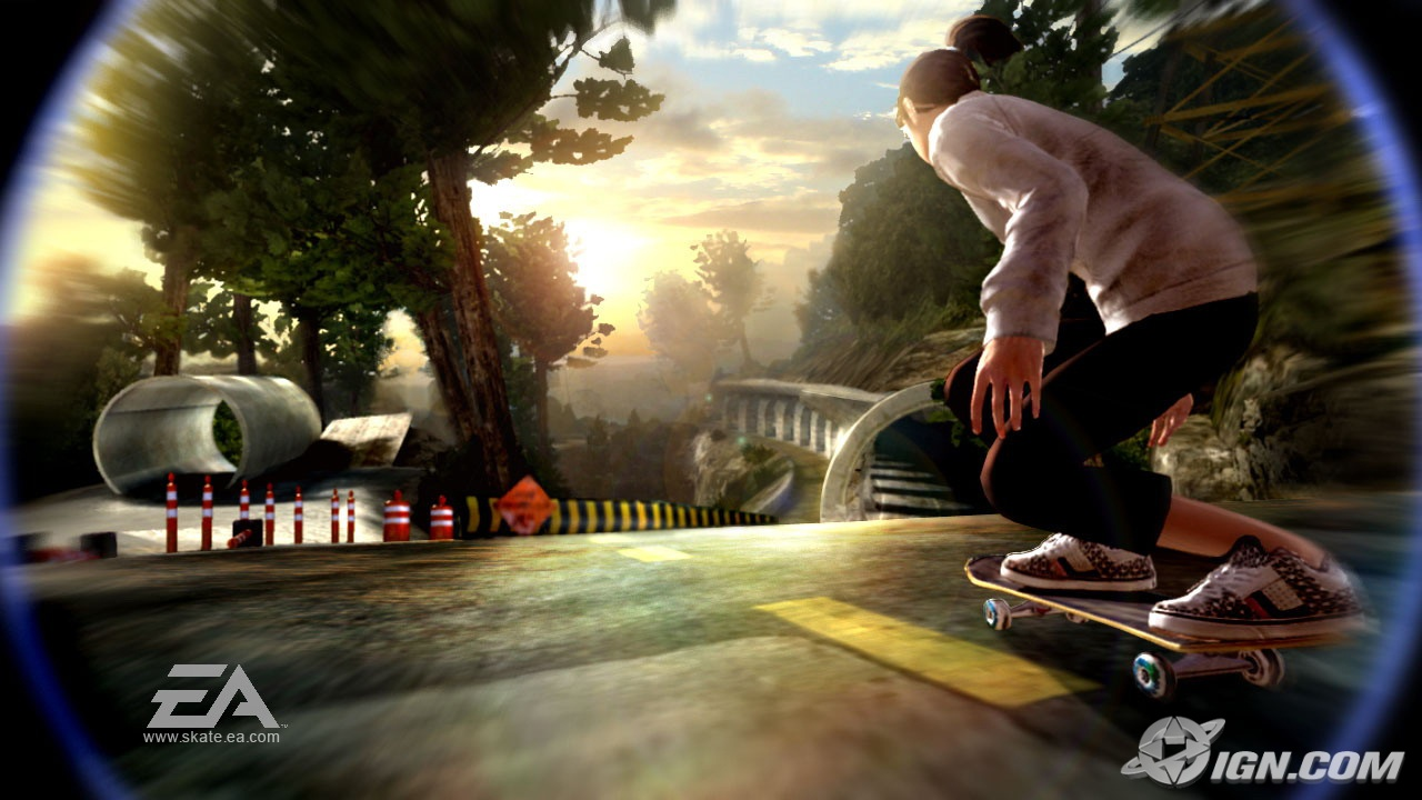 Sports Games For Ps3 : Skate lanza trailer por su debut lagzero análisis