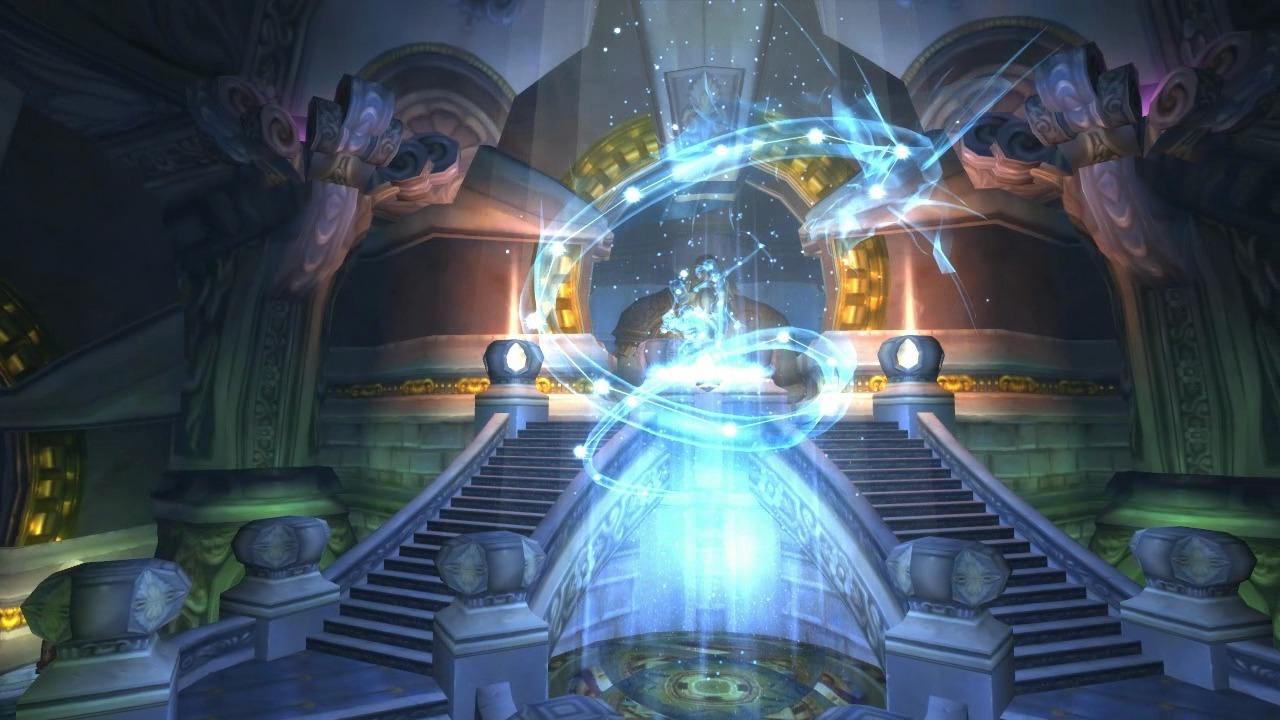 Призыв Авангарда: обновление 3.2.0 - Игра - World of Warcraft.
