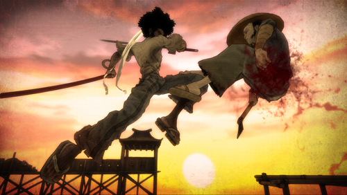 Afro Samurai Blood Bath GamePlay