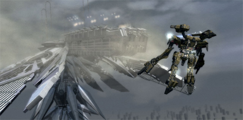 Screenshots de Armored Core: The Answer