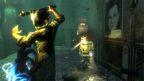 Bioshock Entra a Steam