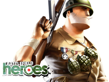 Battlefield: Heroes retrasado para fines de 2008