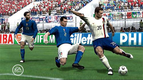 EA anuncia la salida de FIFA 2009