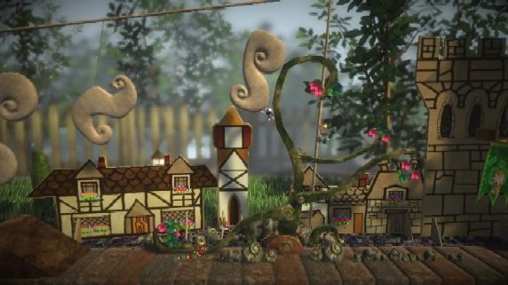 Little Big Planet: para los niños y nuestros queridos emos