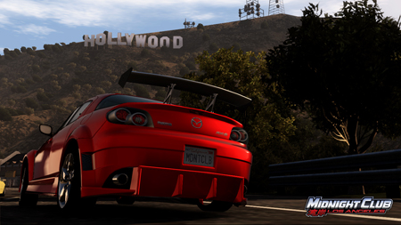 Midnight Club: Los Angeles Trailer 2