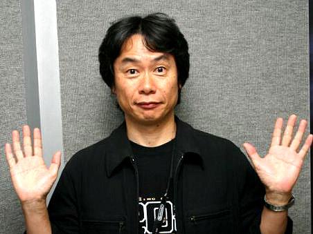 Miyamoto está trabajando en nuevos juegos para Nintendo