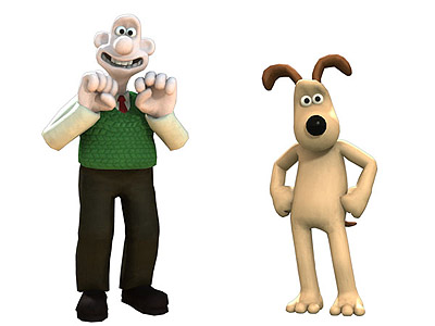 Wallace - Gromit