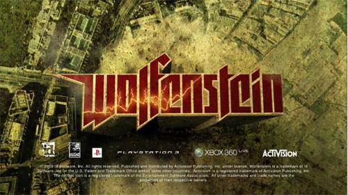 OMG !! Wolfenstein: Trailer QuakeCon 2008