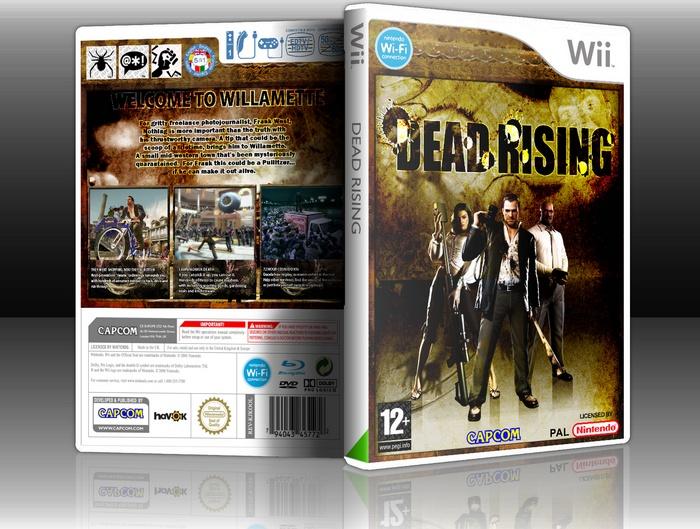 CG 2008: Trailer Dead Rising para Wii.