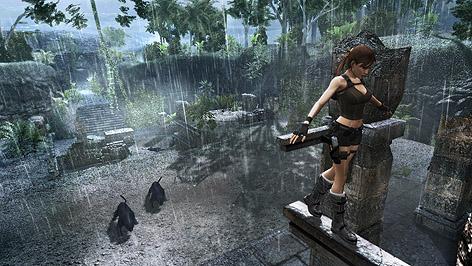 Nuevas Imagenes de Tomb Raider Underworld