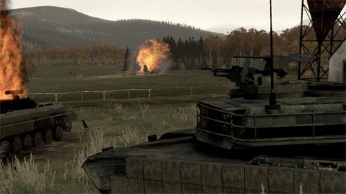 Exclusivo Primer Video Ingame de Armed Assault 2