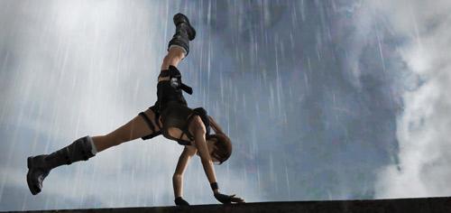 Breve: Alison Carroll nos cuenta como convertirse en Lara Croft