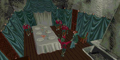Zombis pixelados, lindo recuerdo...
