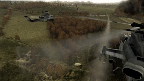 Cuatro nuevas Screenshots de Armed Assault 2