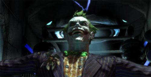 Fotos filtradas de Batman Arkham Asylum