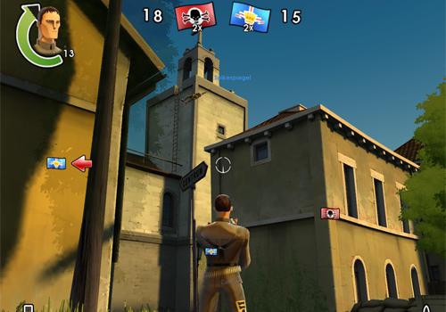 [Desde el Foro] Más Screenshots de Battlefield Heroes