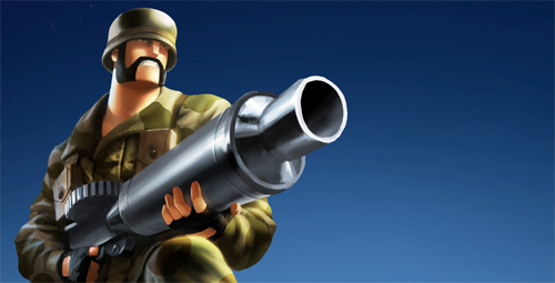 Breve: Cuatro nuevos Wallpapers de Battlefield Heroes