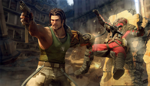 Trailer de Bionic Commando Rearmed