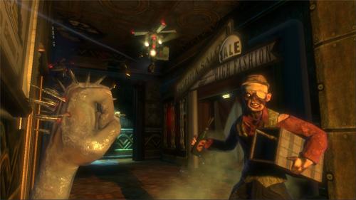 Bioshock para PS3 en Octubre