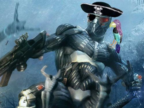 Crysis: Hay mas copias pirata que unidades vendidas en todo el mundo.