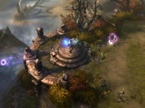 Blizzard desestima cambiar estilo visual de Diablo 3