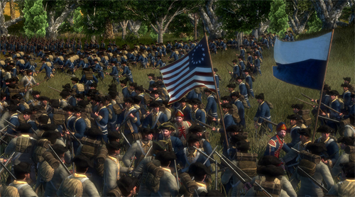 Breve: Nuevos Screenshots de Empire Total War. ¿Que tan masivo será?