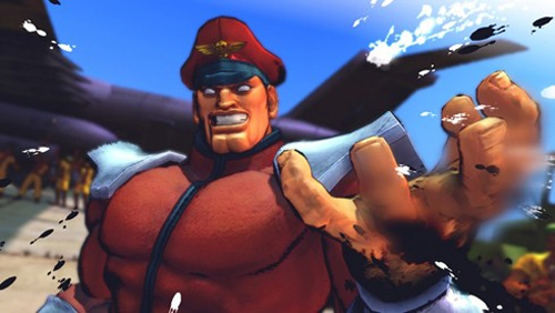 El Lag es un problema mayor para Street Fighter IV