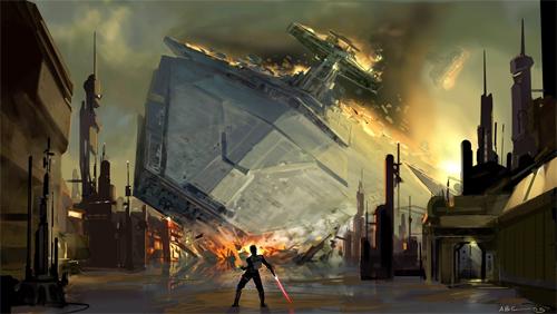 Breve: Video de Gameplay en Star Wars The Force Unleashed