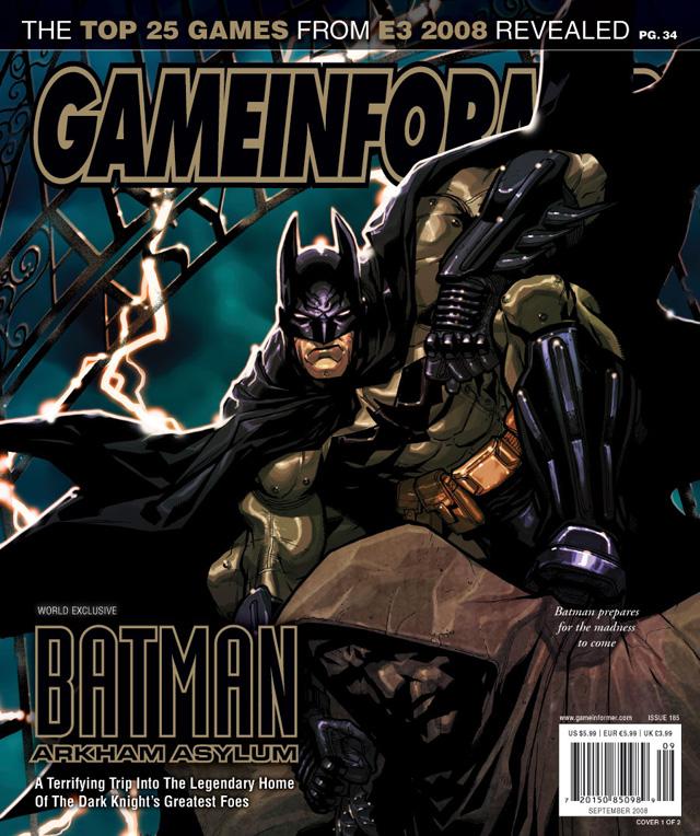 EIDOS Anuncia Nuevo Juego de Batman