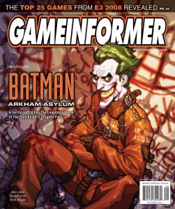 Batman: Arkham Asylum (portada alternativa)