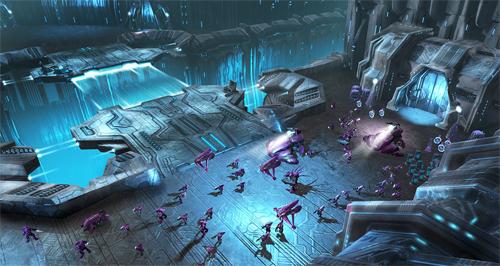 Tres nuevas Screenshots de Halo Wars