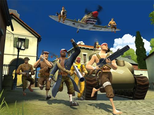 ¿Battlefield Heroes ya está disponible? Confusas declaraciones de EA Games