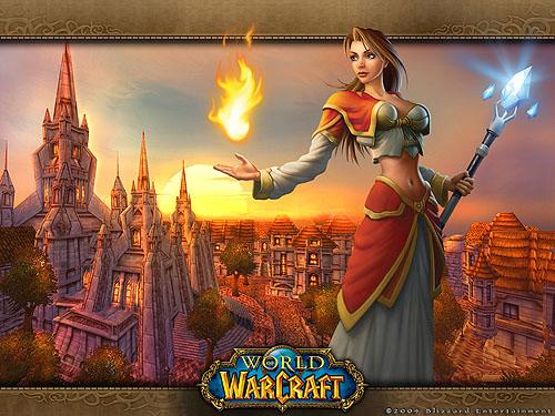Algunos señalan a World of Warcraft. Wilson dice que es imposible no estar influenciado por otras de sus creaciones.
