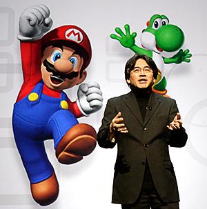 Nintendo se estaría quedando sin ideas para Wii