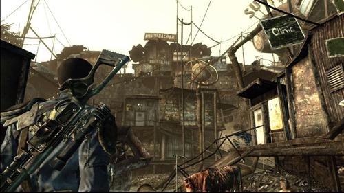 Bethesda Software se anota con Fallout 4 (cuatro!)