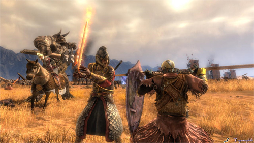 Lord of The Rings: Conquest se ve cada día peor