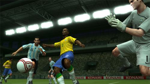 Pro Evolution Soccer 2009 estará disponible en primavera (Screenshots)
