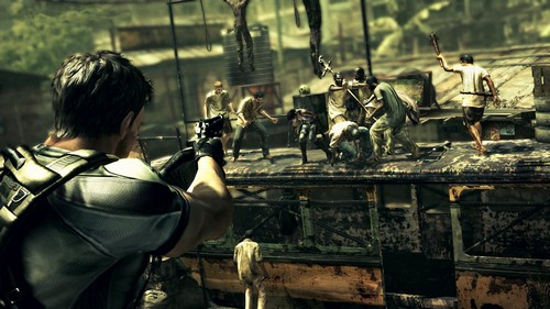 Resident Evil 5 para PC esta en duda
