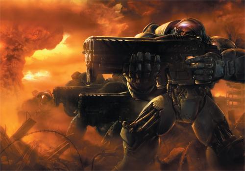 Video Gameplay de Starcraft 2: Zergs sufriendo un Rush