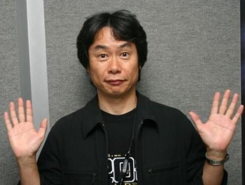 Nintendo silencia a Miyamoto