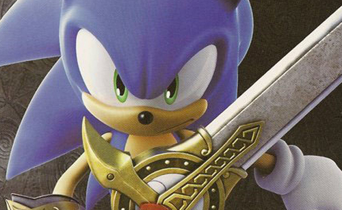 Primeras Fotos de Sonic and the Black Knight