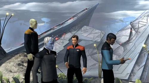 Primer Trailer de Star Trek Online