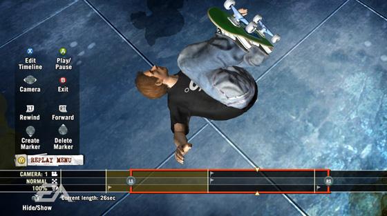 Skate 2 lanza trailer por su debut