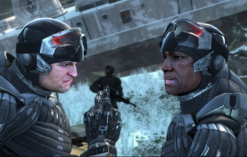 WOW! Otro Trailer de Crysis Warhead