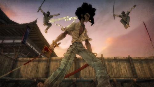 Vista Previa de Afro Samurai (al fin...)