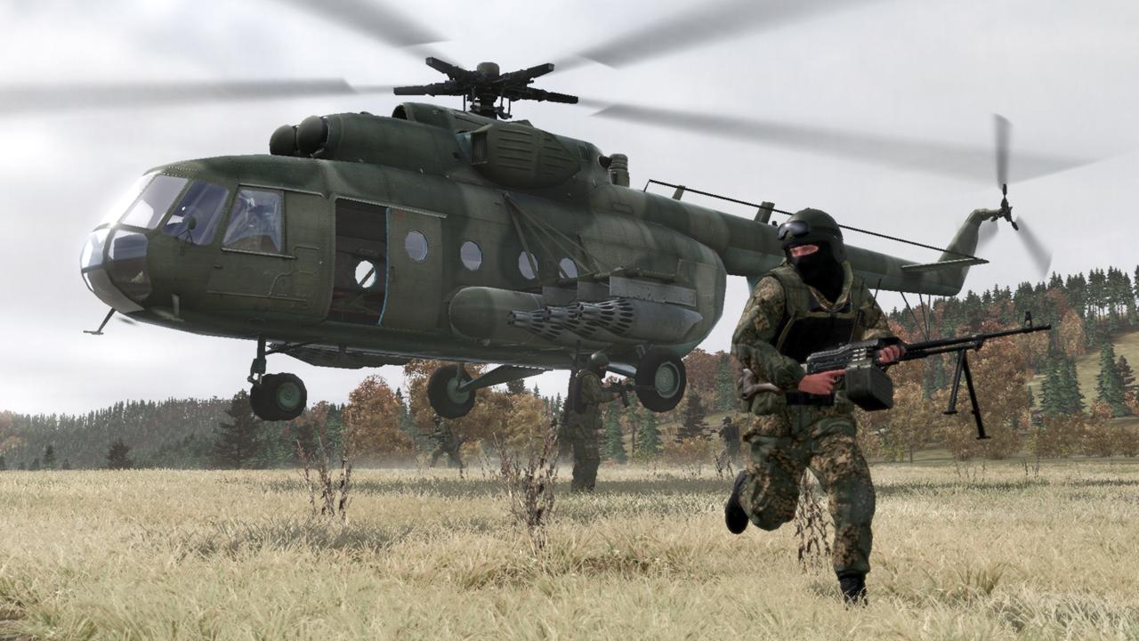 ArmA 2 estrena sitio.