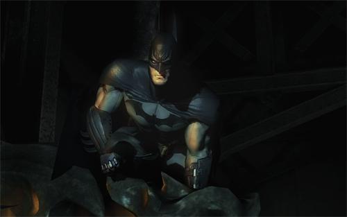Nuevas fotos de Batman: Arkham Asylum