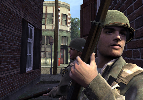 Exclusivo video Gameplay de Brothers in Arms Hell's Highway