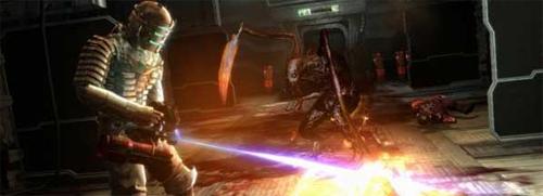 Dead Space: Al Menos 20% del juego es Gravedad Cero